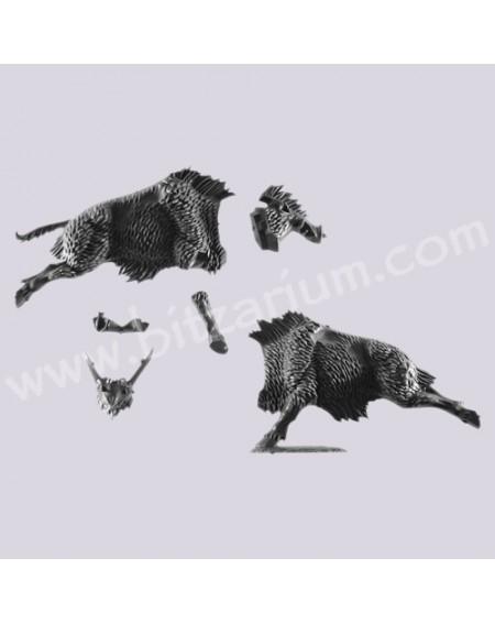 Boar 1 - Savage Orc Boar Boyz