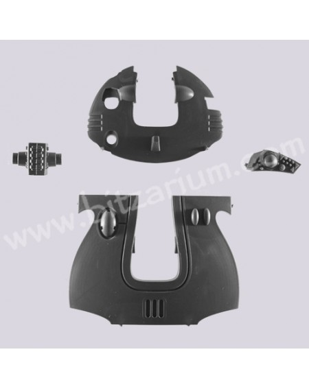 Gun Shield - Eldar Support Weapon