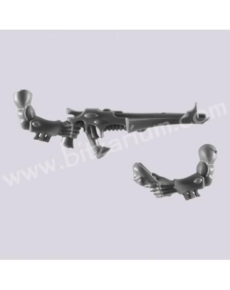 Shuriken Catapult - Eldar Support Weapon