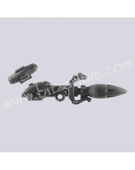 Missile Launcher - Eldar Vyper