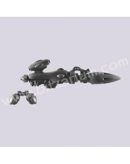 Missile Launcher - Eldar Guardians