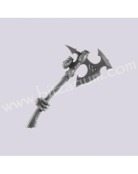 Ghostaxe 4 - Wraithblades