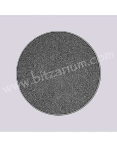 40mm/1,57in solid round Base