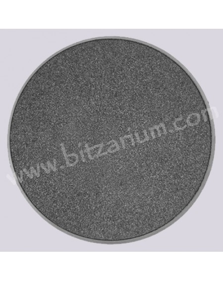 60mm/2,36in solid round Base