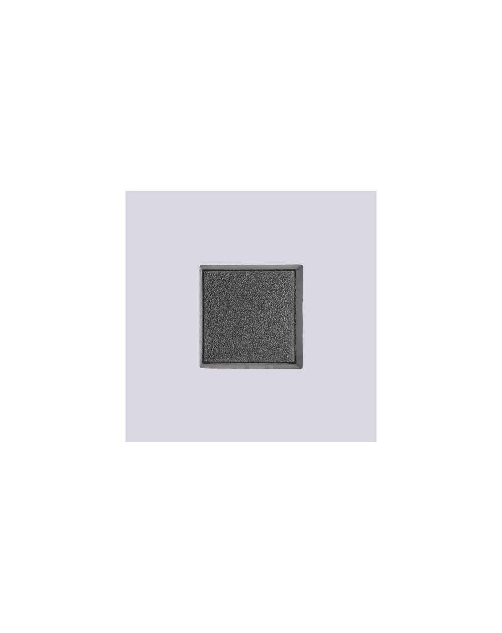 20mm/0,79in solid square Base 03
