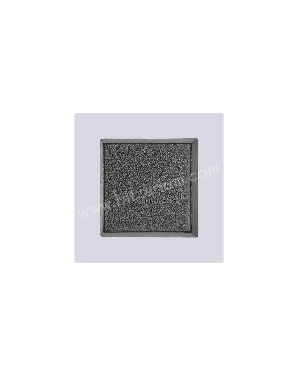 50mm/1,97in solid square Base