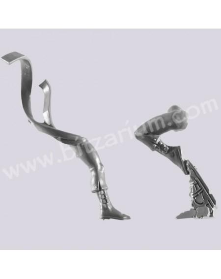 Legs 5 - Harlequins