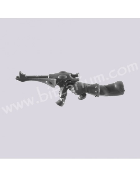 Pistolet Shuriken 3 - Arlequins