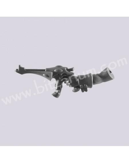 Pistolet Shuriken 6 - Arlequins