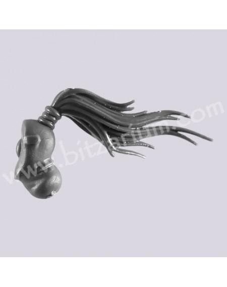 Tête d'Arlequin 2 - Skyweavers