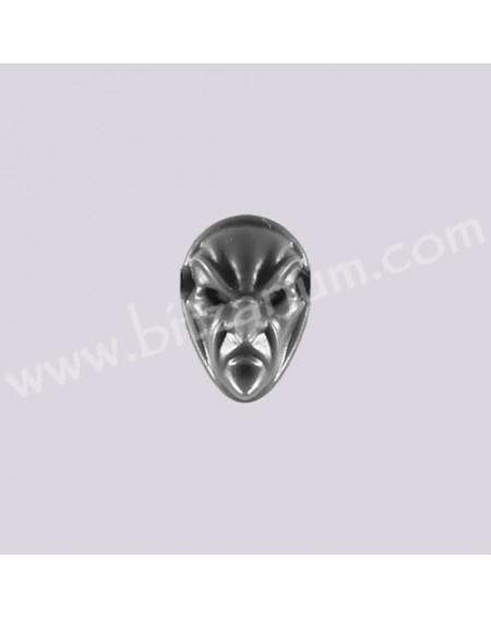 Harlequin Mask C - Starweaver
