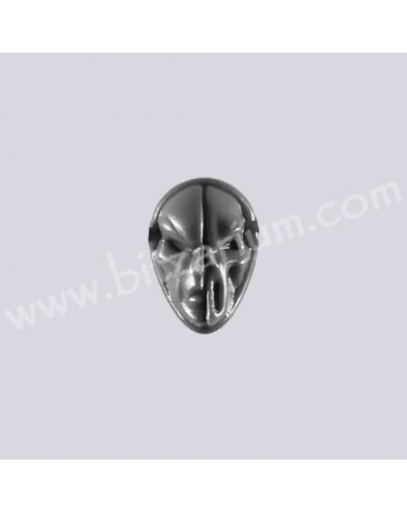 Harlequin Mask D - Starweaver