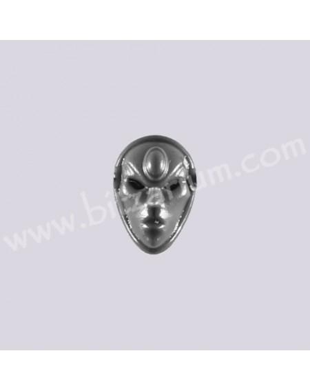 Harlequin Mask G - Starweaver