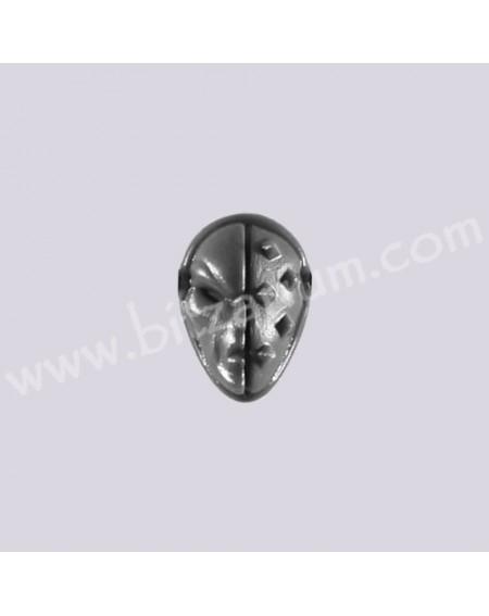 Harlequin Mask H - Starweaver
