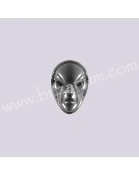 Harlequin Mask J - Starweaver