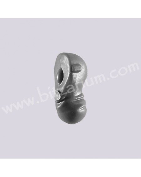 Harlequin Head 1 - Starweaver
