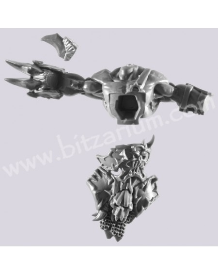Torso 2 - Skullreapers