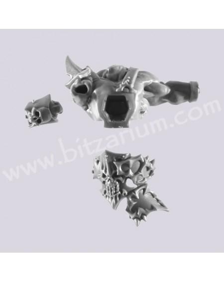 Torso 3 - Skullreapers
