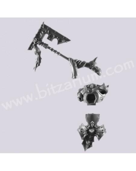 Torso 4 - Skullreapers