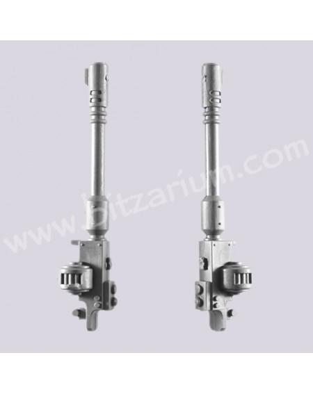 Twin-linked Cognis Autocannon - Ironstrider Ballistarius