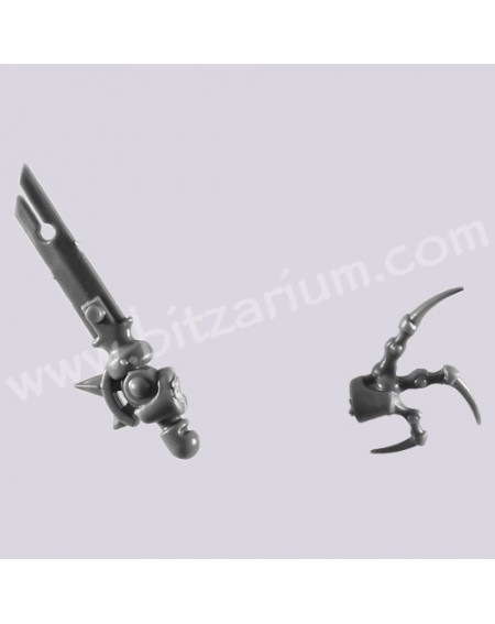 Transonic Razor / Chordclaw 2 - Ruststalkers