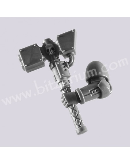 Thunder Hammer - Space Marine Assault Squad